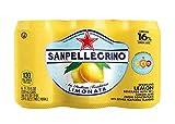 #10: Sanpellegrino Lemon Sparkling Fruit Beverage, 11.15 fl oz. Cans (6 Count)