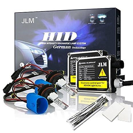 Amazon JLM Premium HID Conversion Kit 9007 GREEN Low Beam Only