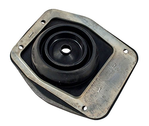 1979-2004 Mustang Lower Shift Boot - Rubber with Metal Support Bracket