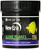 New Era Aquaculture Marine Algae Flakes for Fishes, 15gm