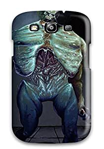 First-class Case Cover For Galaxy S3 Dual Protection Cover Creature