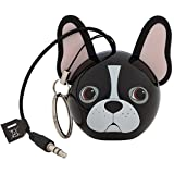 Kitsound Kitsound Mini Buddy And Portable Rechargeable Universal Wired Speaker With Usb Charging Cable Compatible Smartphones
