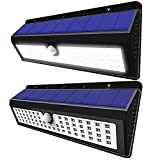 Ledsniper 62 LED Solar Light, MerryNine 62 LED Outdoor Wireless Solar ...
