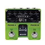 MOOER Mod Factory Pro Dual Engine Modulation Pedal