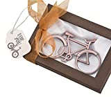 Vintage Bicycle design antique copper color metal bottle opener Review