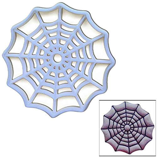 Cobweb cookie cutter, 1 pc, Ideal for Halloween or Spider themed -