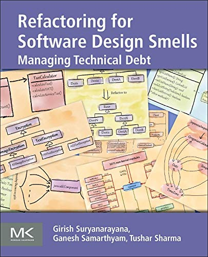 Refactoring for Software Design Smells: Managing Technical Debt (Debt Collection Best Practices)