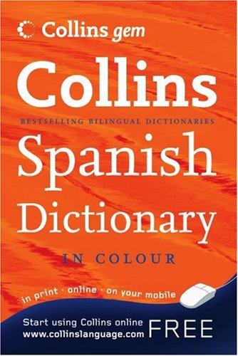 Spanish Dictionary (Collins GEM) (Spanish Edition)