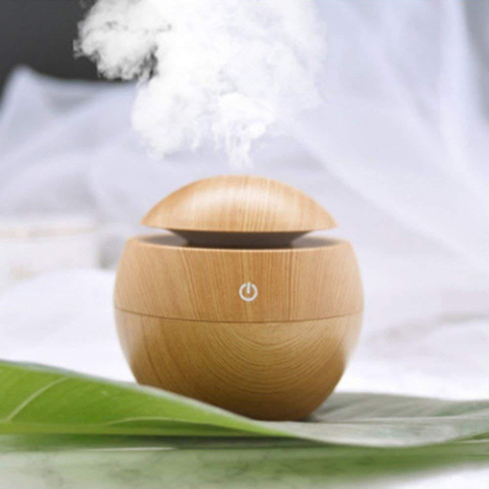 Brezzycloud Wooden Aroma Mini Wood Finis Buy Online In Greenland At Desertcart