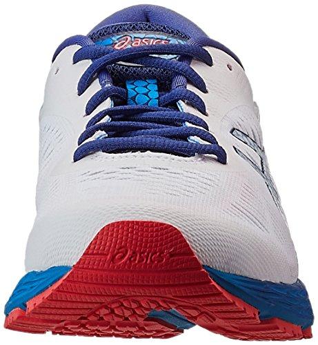 Print Gel Bianco 100 25 Asics white blue Running Uomo Da kayano Scarpe BqvOwn61