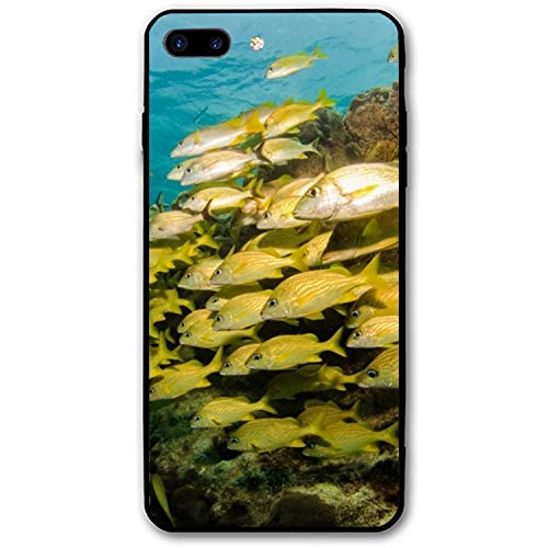 Sea World Life Printed iPhone 7/8 Plus Cover