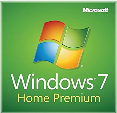 OEM Wind?ws 7 Home Premium SP1 64bit for System Builder - DVD 1 Pack