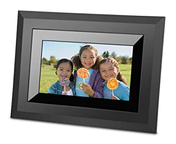 kodak ex 811 easyshare 8 inch digital picture frame with wireless capability