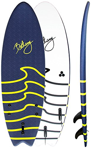 c60b608f26 Channel Islands Surfboards Bethany Soft-Top, Midnight Blue, ...