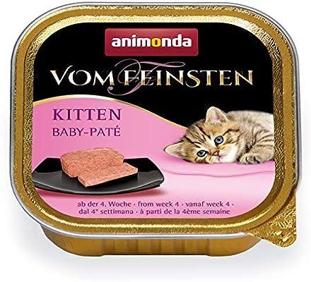 Animonda Comida Exquisita para Gatos, Pack de 32 Unidades (3,2 kg ...