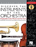 Discover the Instruments of the Orchestra: Digital Version, , 1480338346