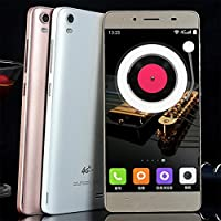 Nacome 5 Ultrathin Android6.0 Octa-Core 4G+2G 4G/GSM WiFi Bluetooth Dual SIM Dual Camera Smart Cellphone