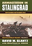 Armageddon in Stalingrad: September-November 1942 (Modern War Studies (Hardcover))