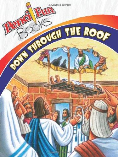 Download Down Through the Roof (Pencil Fun Books) pdf epub