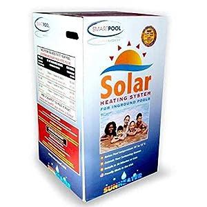 SmartPool S601P SunHeater Solar Heating System for in Ground Pool by SmartPool