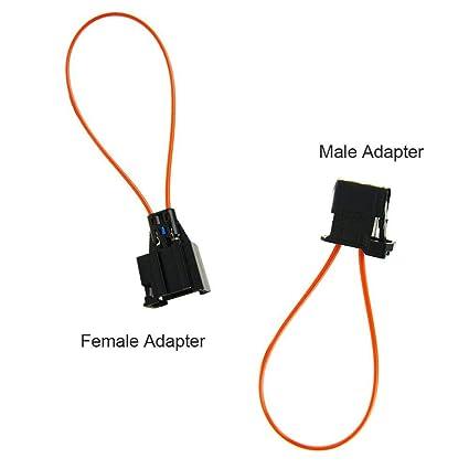 Pleasant Amazon Com Yika Most Optical Optic Fiber Cable Loop Connector Wiring Digital Resources Xeirawoestevosnl