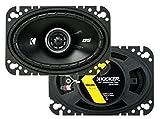 4x6 car speakers - Kicker 43DSC4604 4x6