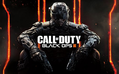 Call of Duty: Black Ops 3 Game Poster