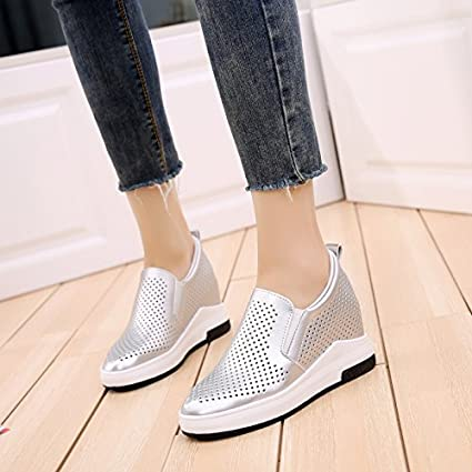 6d62911e77d1 Amazon.com : GTVERNH Women's shoes/Summer/Spring And Thick Bottom ...