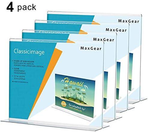 MaxGear Acrylic Holder Display Landscape product image