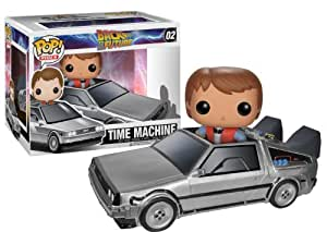 Funko Action Figure Movie () Back To The Future Delorean