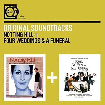 Notting Hill Four Weddings A Funeral