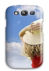 Anti-scratch And Shatterproof Awesome Cadfdaeeb Cover Phone Case For Galaxy S3/ High Quality Tpu Case