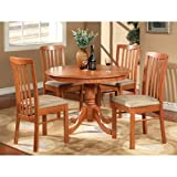 Parawood Furniture Hartland Collection Casual Dining Set
