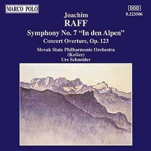 "Symphony 7 ""In Den Alpen"" / Concert Overture"