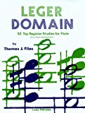 Leger Domain - 52 Register Studies for Flute - (In all Major and Minor Keys)