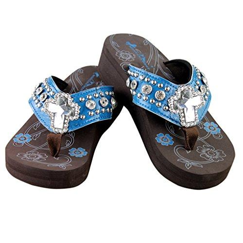 montana-west-womens-hand-beaded-flip-flop-sandals-7bm-limecamoflwbling