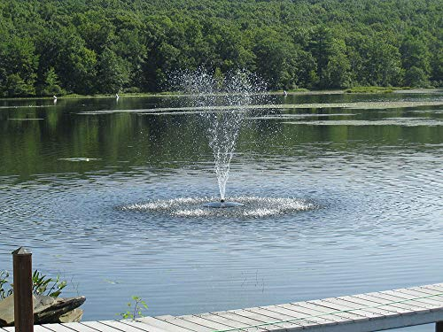 Fawn Lake Fountains SF25 Floating Fountain