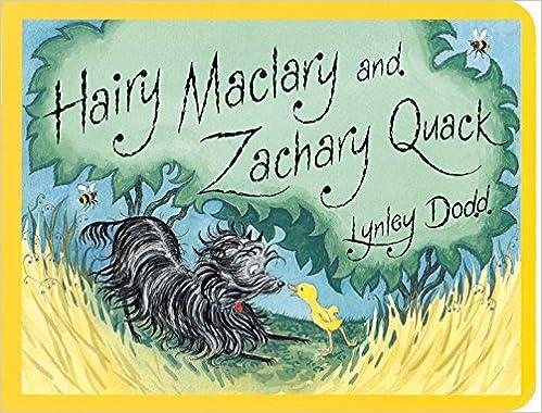 Where does hairy maclary live