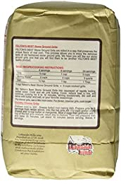 Yelton\'s Best Stone Ground White Grits - 5 lb