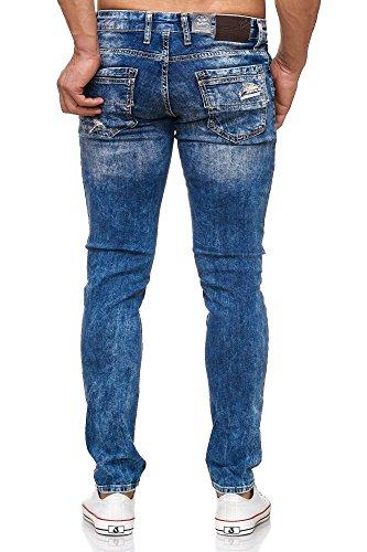 Slim Jeans Homme Bleu Jeans Homme Homme Tazzio Slim Tazzio Tazzio Bleu Jeans Jeans Tazzio Slim Bleu XnTqXd