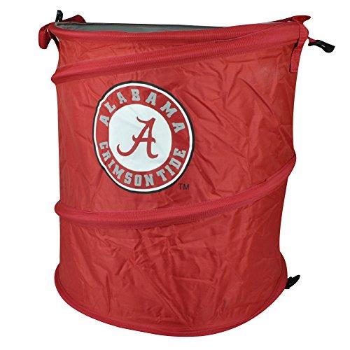 NCAA Alabama Crimson Tide Collapsible 3-in-1 Cooler, Hamper, Wastebasket (New York Jets Hamper compare prices)
