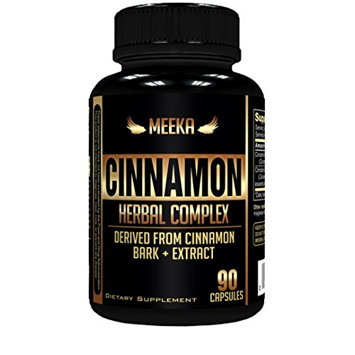 No Limit Nutrition Cinnamon Herbal Complex Capsules With Antioxidants to Support Immune System, Balance Blood Sugar Levels, Healthy Heart, Skin & Dental Health Review