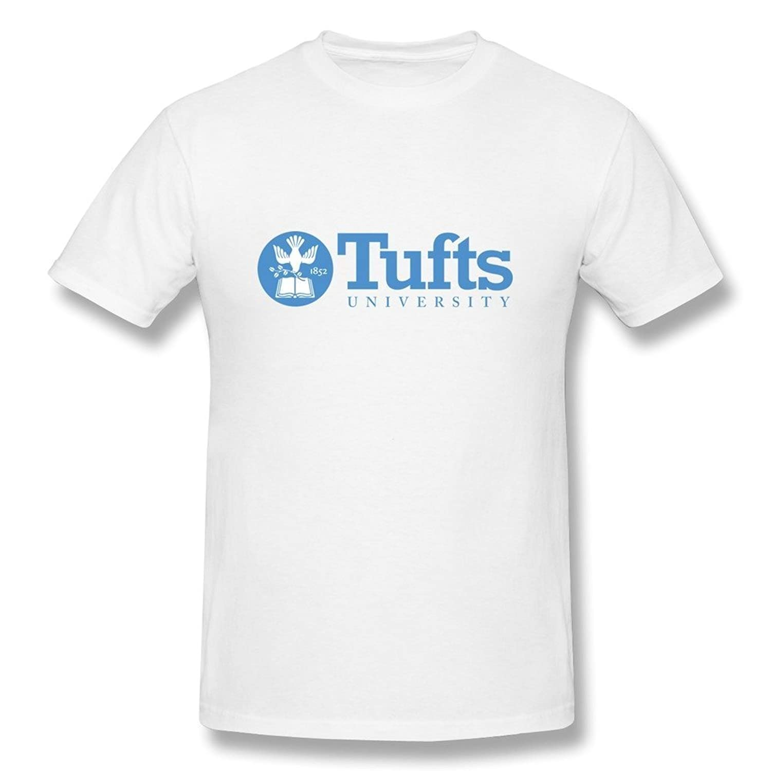 Amazon.com   Tufts Jumbos Icon and Arch Short Sleeve T-shirt - Sport ... e76db6cacd