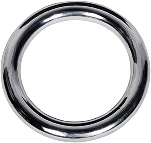 ZooBoo Wing Chun Stainless Ring YeWen Sau Sticky Hand Strength Training Stainless Steel Rattan Ring Wing Tsun Siu Lum Ring Kung Fu
