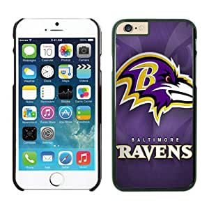 NFL Baltimore Ravens iPhone 6 Plus Case 10 Black 5.5 Inches NFLIphone6PlusCases13466