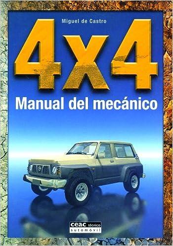 Manual del mecánico (Motor): Amazon.es: Miguel de Castro Vicente: Libros
