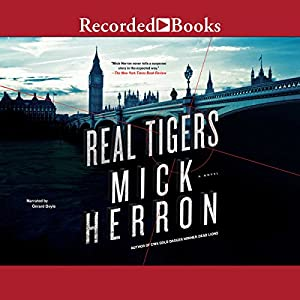Real Tigers Audiobook