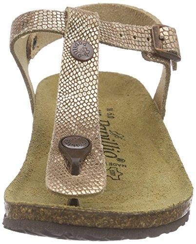 Damen Ashley Leder Mit Knöchelriemchen Birkenstock Sandalen