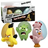 Angry Birds Super Grow Eggs From the Classic Game - Hatch and Grow 3 Different Characters - (Series 2)