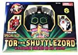 power rangers rpm megazord toys - Mighty Morphin Power Rangers Special Size TOR THE SHUTTLEZORD with Red Dragon Thunderzord & White Tigerzord